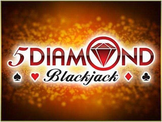 5 Diamond Blackjack