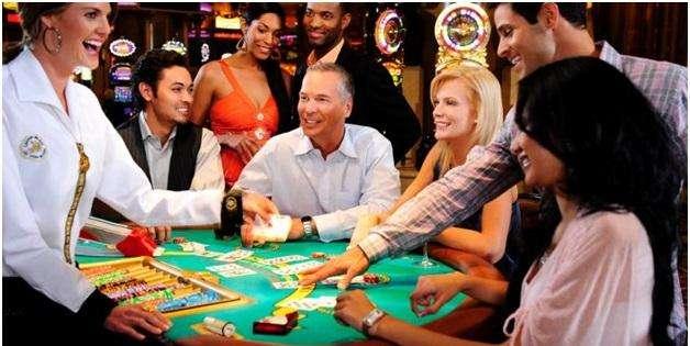 Blackjack Pontoon in Vegas