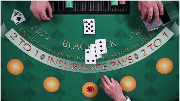 Basic strategy for Blackjack Surrender