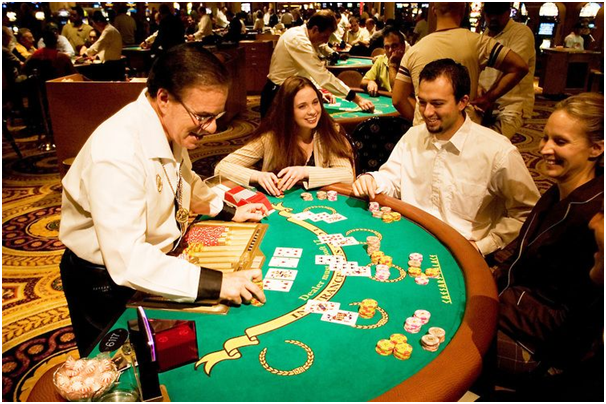 Blackjack variants to play at Las Vegas