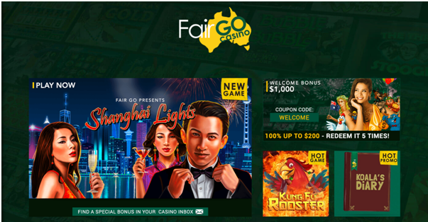 Fair Go Casino AUD