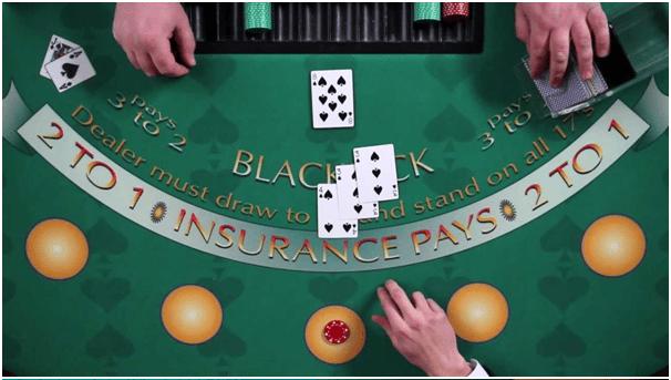 Blackjack hands to win