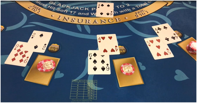 How to play free bet Blackjack
