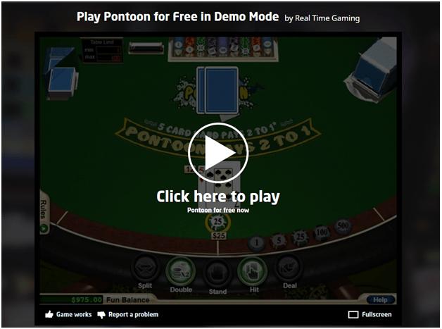 pontoon at free sites