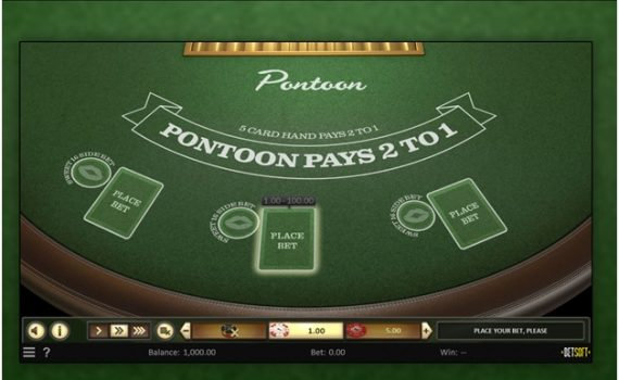 Pontoon by Betsoft