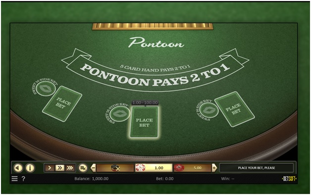 Pontoon by Betsoft