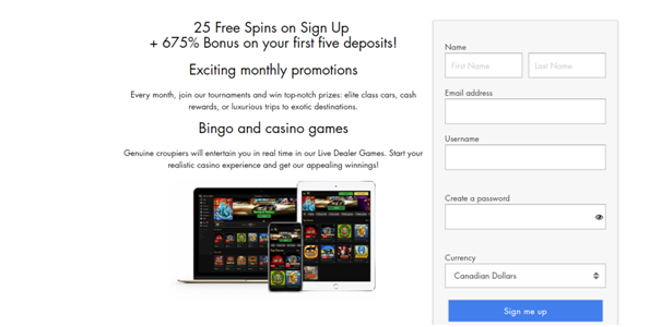 How to get started at Rich Casino to play Live Blackjack or Live Pontoon?