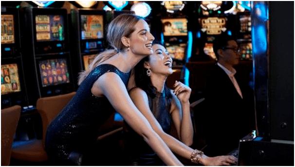 Games at casino