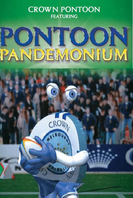 crown pontoon